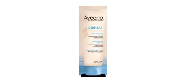 The AVEENO™ Dermexa Cream