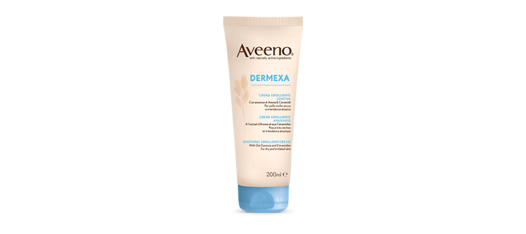 The AVEENO™ Dermexa Cream