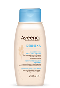 Fragrance-free Dermexa Body Wash for Soft, Supple Skin