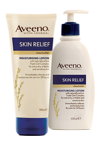 Skin Moisturising Lotion with Shea Butter for Very Dry Skin